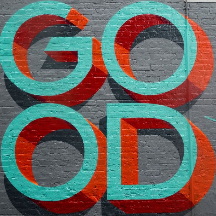 GOOD Wall Art